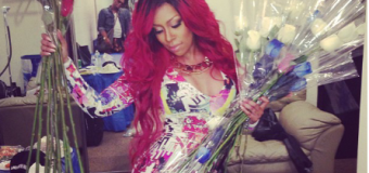 K. Michelle Nominated For Fuse 'Best New R&B Artist'