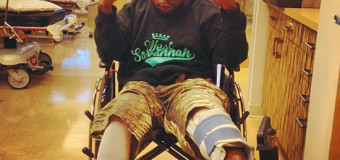 Rapper Big Boi Recovering From 'Torn Patella'