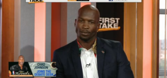 [Video] Chad Ochocinco Gives An Emotional Interview On His Recent Arrest