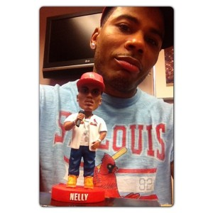 St Louis Cardinals Release Nelly Bobblehead Xclusive