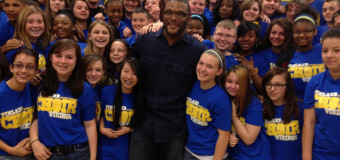 Tyler Perry Donates $100,000 To School In Columbus, Ohio