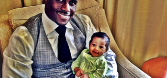 (Pic) Reggie Bush Shares Pics Of His Princess
