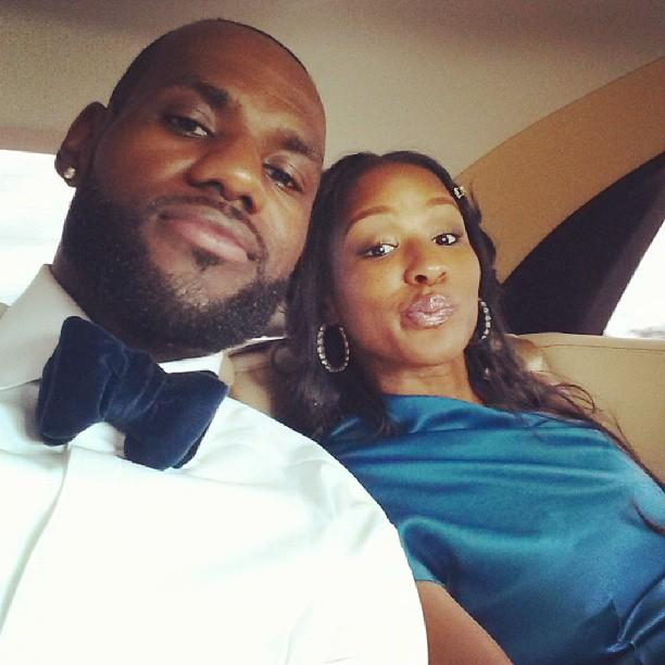 7b9bca28595  Pics  Lebron James Gets Another Ring – Wedding Details