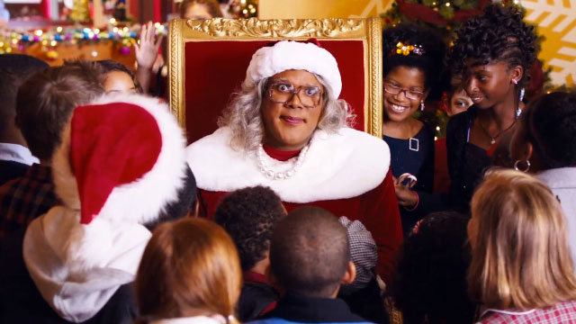 "[Video] Coming Soon – Tyler Perry's ""A Madea Christmas"""