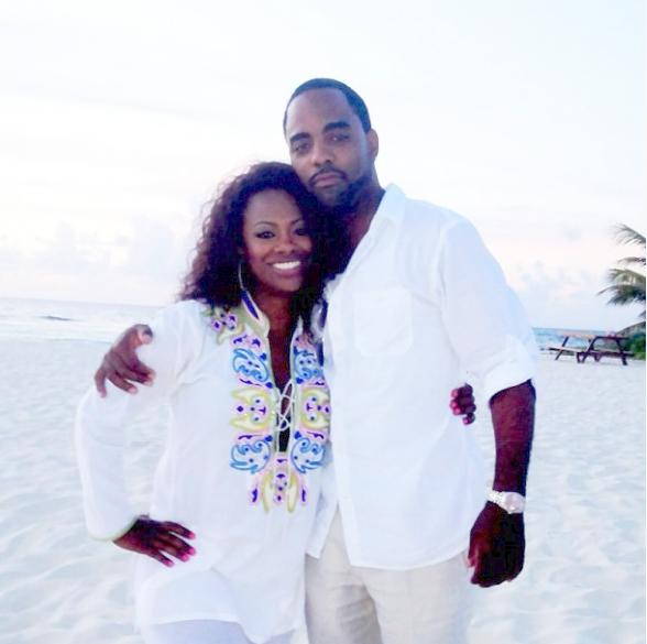 kandi burruss and husband todd tucker
