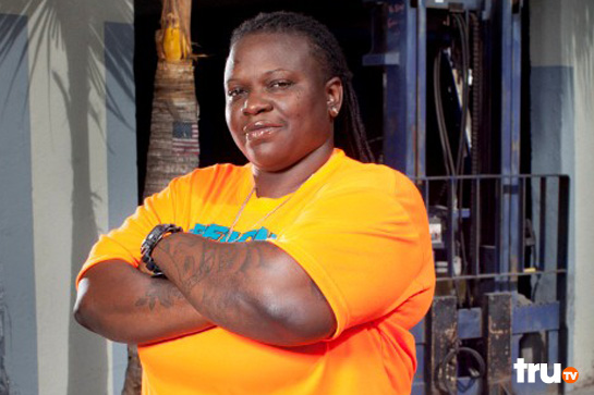 Robbie South Beach Tow Height Bernice of South Beach Tow's