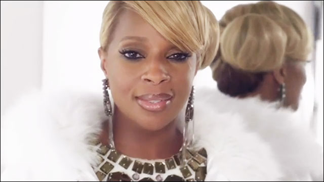 New Video – Mary J  Blige – Have Yourself A Merry Little Christmas