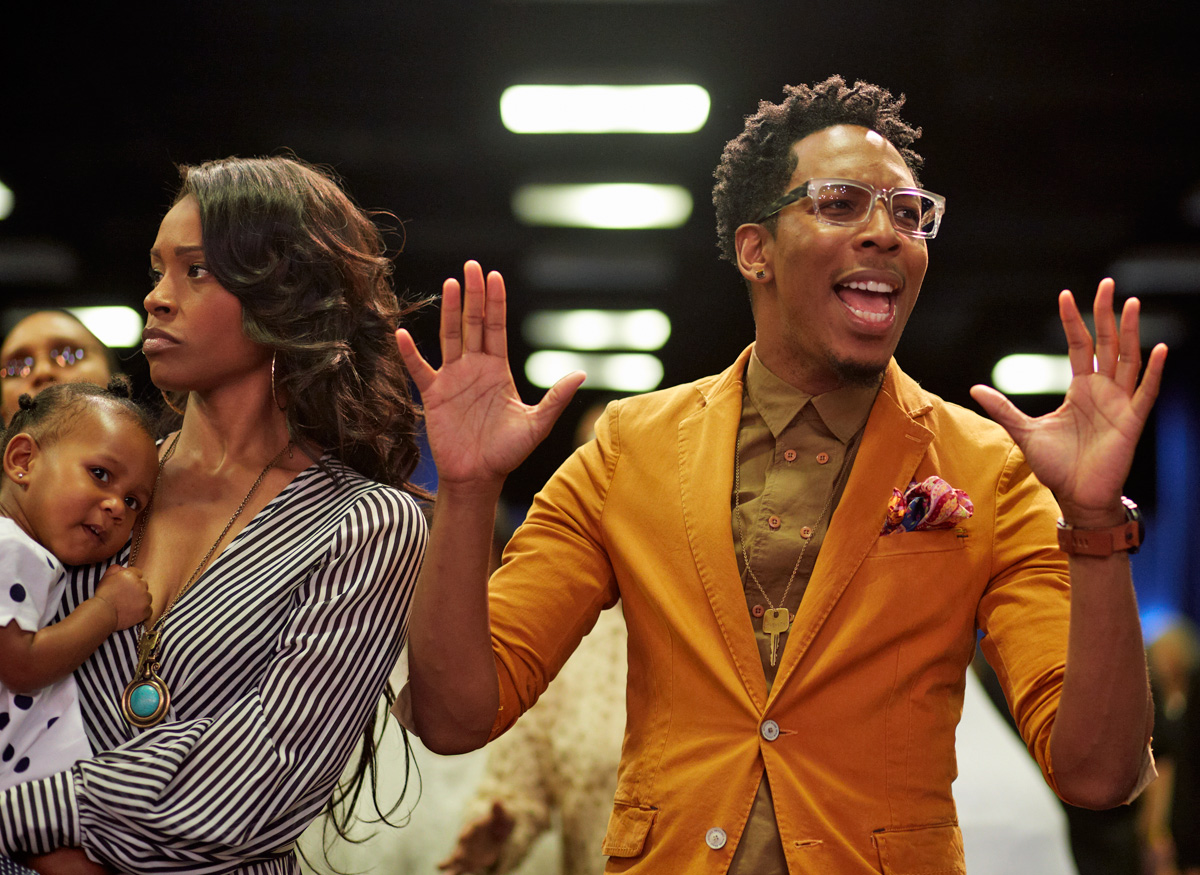 Deitrick Haddon And Dominique
