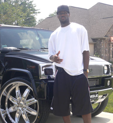 9f3865451e0 LeBron James  High School Hummer Up For Auction