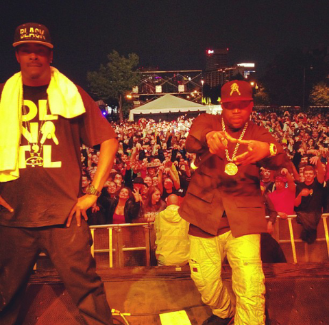 Outkast To Perform At Memphis In May Music Festival?