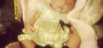 Deitrick Haddon Release 1st Picture Of New Daughter