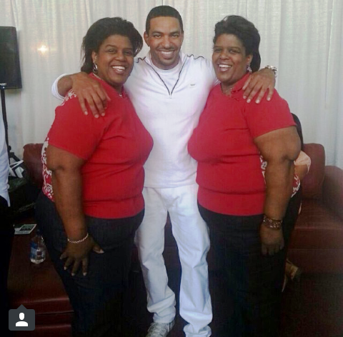 Laz Alonso with His Mother Images & Pictures - Findpik Laz Alonso Wife 2014
