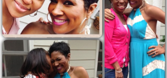 Actress Terri J. Vaughn Announces She Is Pregnant