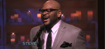 [Video] Ruben Studdard Stops By The Steve Harvey Show