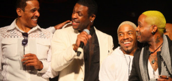 [Pics] Keith Sweat's Birthday Celebration Brings Out Dru Hill, Tank & More