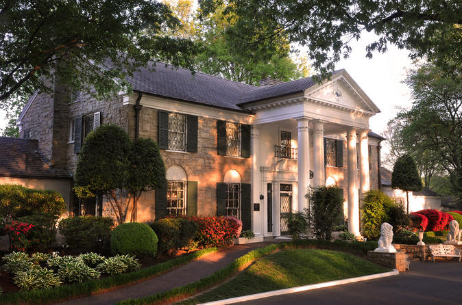 Video memphis graceland on the today show for 360 degree house tour