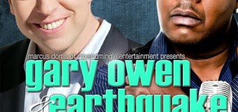 [Comedy Event] Gary Owens & Earthquake Are Coming To Memphis