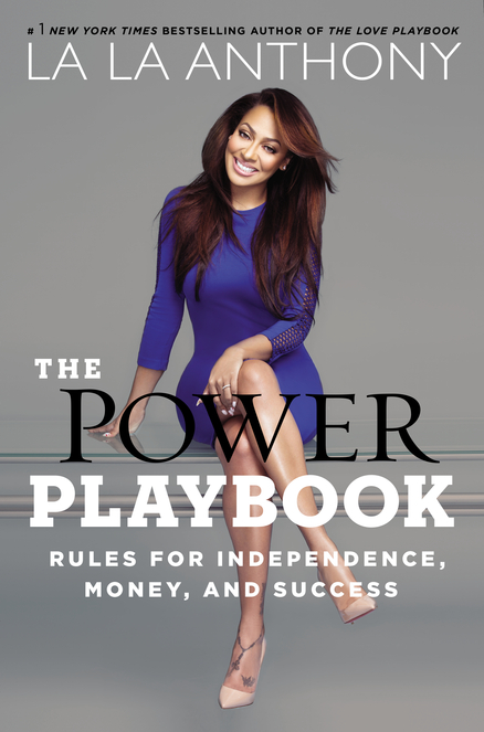 Lala Anthony New Book Cover