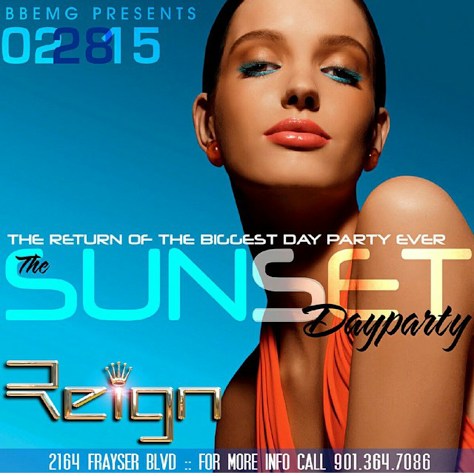 Sunset Day Party