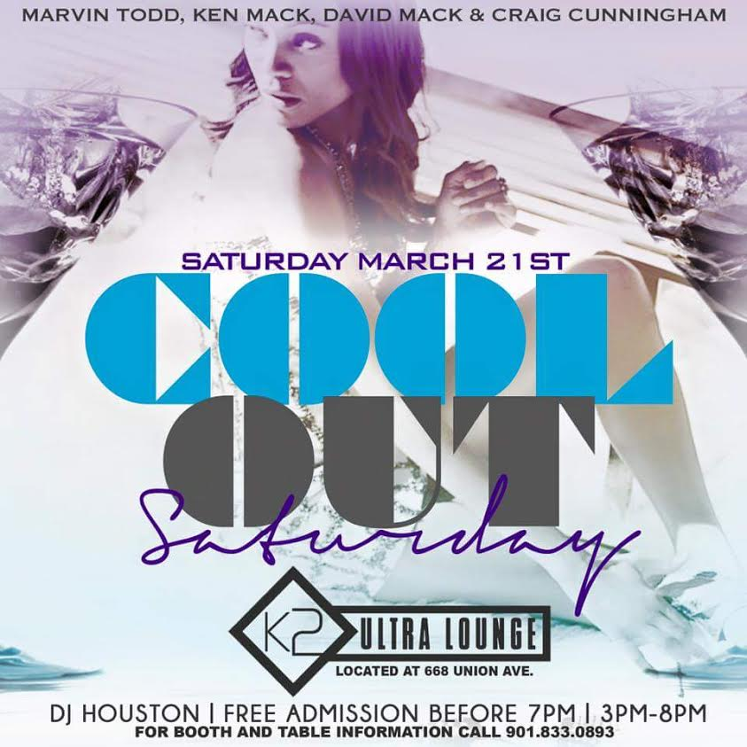 Cool Out_March
