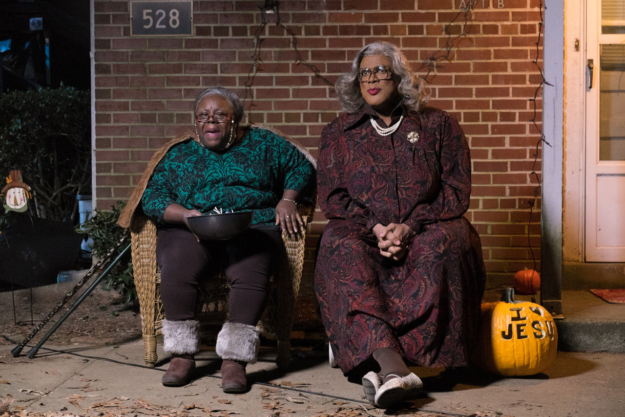 Tyler Perry Releases New Movie 'Boo! A Madea Halloween' | Xclusive ...