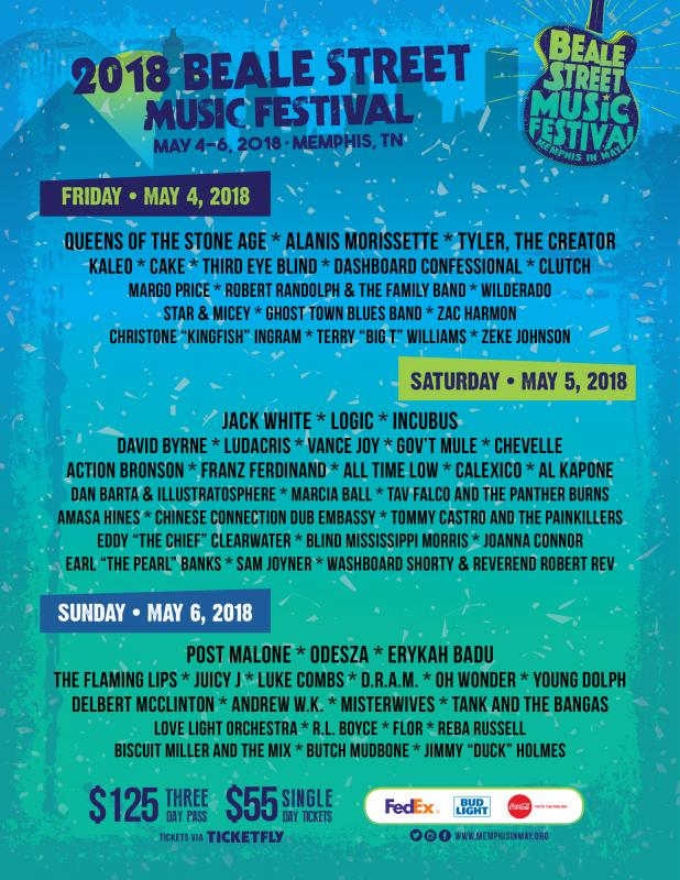 Erykah Badu, Juicy J., Ludacris and Young Dolph Scheduled ...