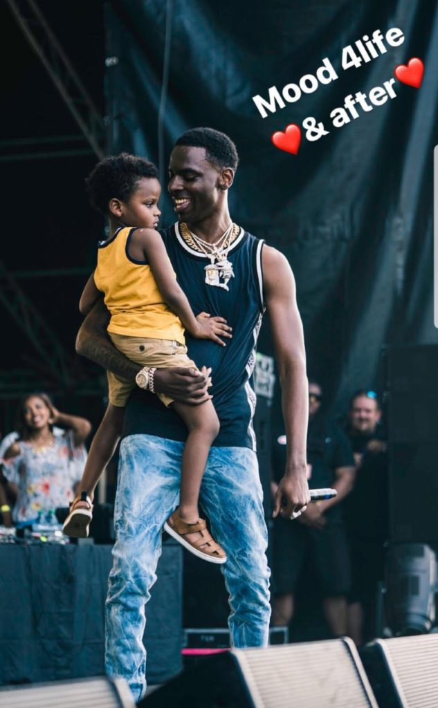 [Pics] Juicy J., Ludacris And Young Dolph Take Stage At ...